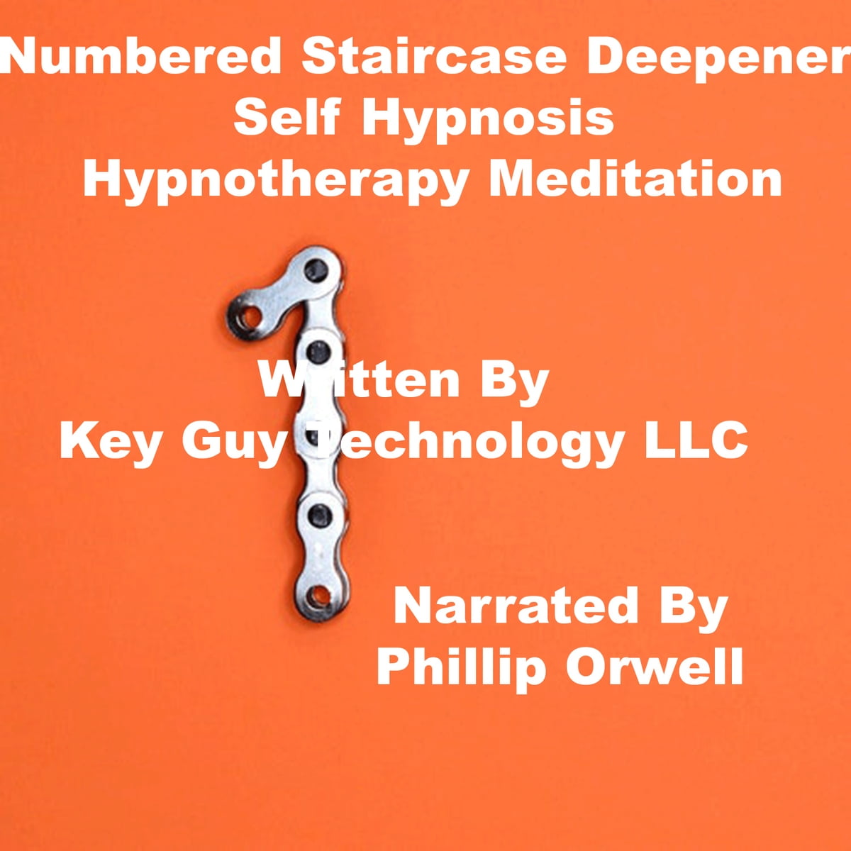 Numbered Stair Case Deepener Self Hypnosis Hypnotherapy Meditation  audiobook by Key Guy Technology LLC - Rakuten Kobo