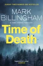 Time of Death ebook by Mark Billingham