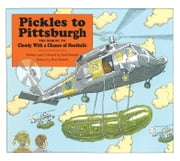 Pickles to Pittsburgh - A Sequel to Cloudy with a Chance of Meatballs (with audio recording) ebook by Judi Barrett,Ron Barrett