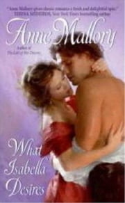 What Isabella Desires ebook by Anne Mallory