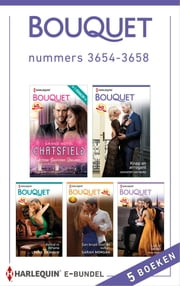 Bouquet e-bundel nummers 3654-3658 (5-in-1) ebook by Abby Green, Michelle Conder, Caitlin Crews,...