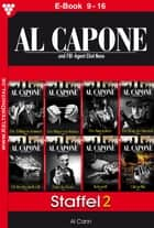 Al Capone Staffel 2 - Kriminalroman - E-Book 9-16 ebook by Al Cann