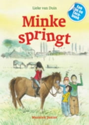 Minke springt ebook by Lieke van Duin