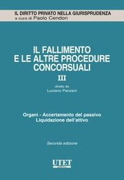 Il fallimento e le altre procedure concorsuali vol. 3 ebook by Luciano Panzani