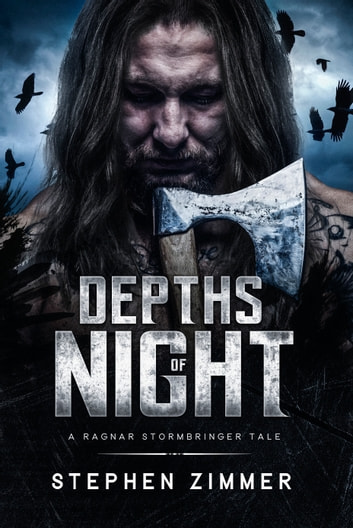 Depths of Night - A Ragnar Stormbringer Tale ebook by Stephen Zimmer