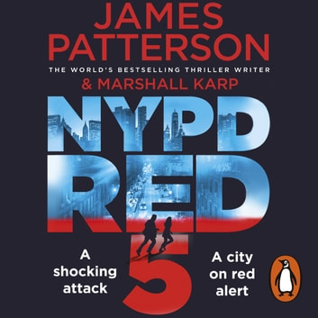 NYPD Red audiobook by James Patterson