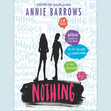 Nothing audiobook by Annie Barrows