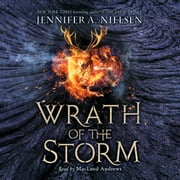 Mark of the Thief, Book 3: Wrath of the Storm audiobook by Jennifer A. Nielsen