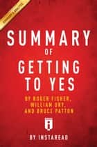 Summary of Getting to Yes ebook by Instaread