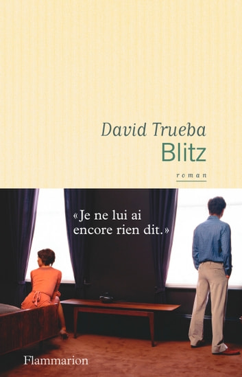 Blitz ebook by David Trueba