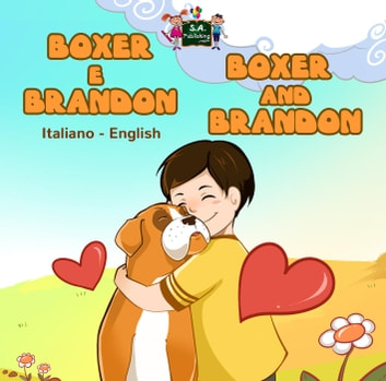 Boxer E Brandon And Italian English Bilingual Childrens Book