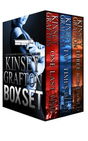 Kinsey Grafton Box Set - Sandy Brown Private Investigator Thrillers ebook by Kinsey Grafton,Mitch Flynn,Sue Roberts