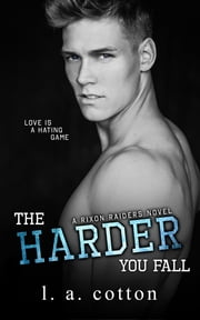 The Harder You Fall ebook by