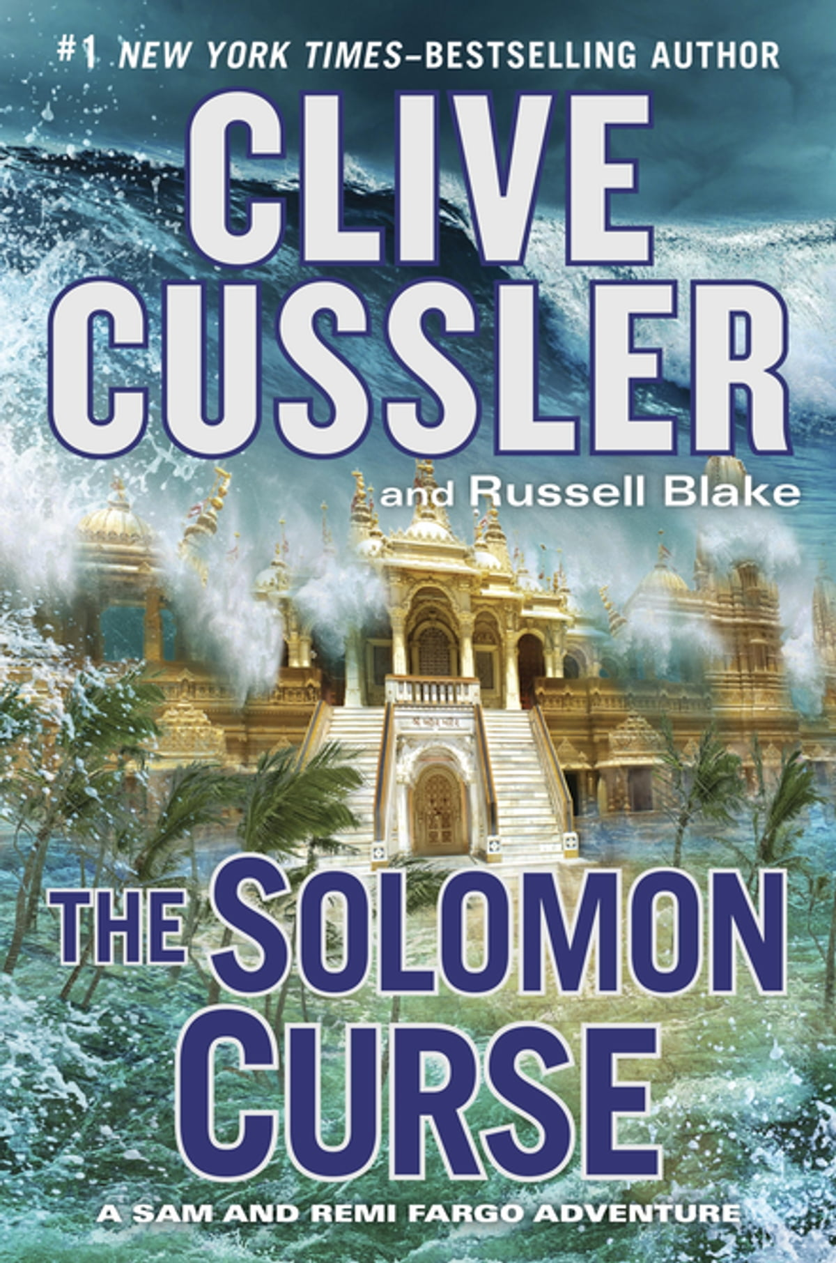 The Solomon Curse Ebook By Clive Cussler, Russell Blake
