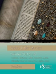 Adult Bible Studies Winter 2015-16 Teacher ebook by Martha Myre