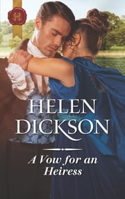 A Vow for an Heiress ebook by Helen Dickson