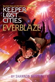 Everblaze 電子書 by Shannon Messenger