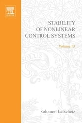 Stability of nonlinear control systems ebook by Lefschetz