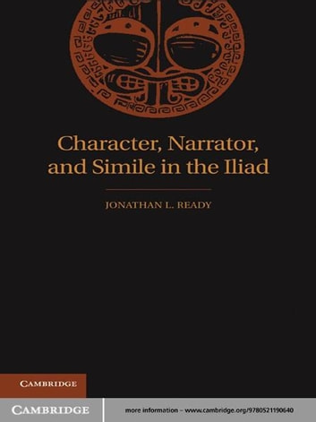 a literary analysis of the similes in the iliad by homer