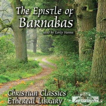 The Epistle of Barnabas audiobook by Various Authors
