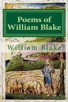 Poems of William Blake ebook by William Blake