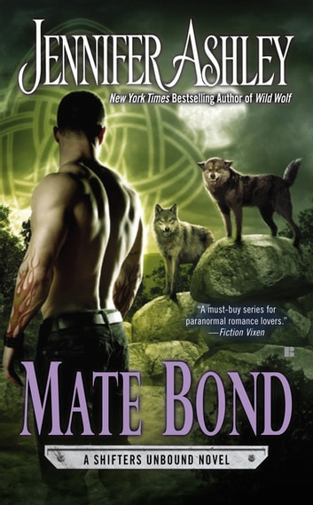 Mate Bond ebook by Jennifer Ashley