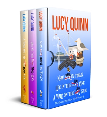 Secret Seal Isle Mysteries Books 1-3 ebook by Lucy Quinn