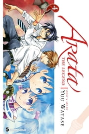 Arata: The Legend, Vol. 4 ebook by Yuu Watase