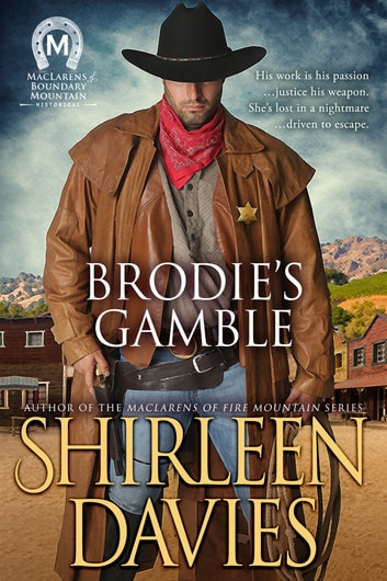 Brodie's Gamble ebook by Shirleen Davies