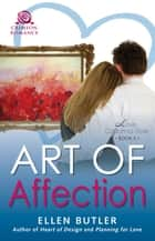 Ebook Art of Affection di Ellen Butler