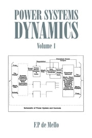 Power Systems Dynamics: Volume 1 ebook by de Mello, F.P