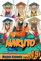 Naruto, Vol. 49 - The Gokage Summit Commences ebook by Masashi Kishimoto