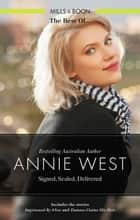 Imprisoned By A Vow/Damaso Claims His Heir ebook by Annie West
