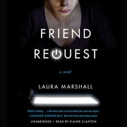 Friend Request audiobook by Laura Marshall