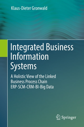 Integrated Business Processes With Erp Systems Ebook