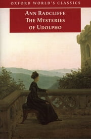 The Mysteries of Udolpho ebook by Ann Radcliffe,Bonamy Dobr�e,Terry Castle