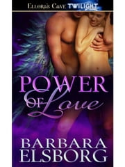 Power of Love ebook by Barabara Elsborg