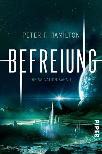 Befreiung - Die Salvation-Saga 1 ebook by Peter F. Hamilton