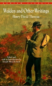 Walden and Other Writings ebook by Henry David Thoreau