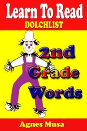Second Grade Words ebook by Agnes Musa