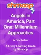 Shmoop Literature Guide: Angels in America, Part One: Millennium Approaches ebook by Shmoop