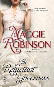 The Reluctant Governess ebook by Maggie Robinson