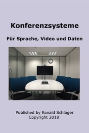 Konferenzsysteme ebook by Ronald Schlager