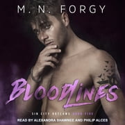 Bloodlines audiobook by M. N. Forgy