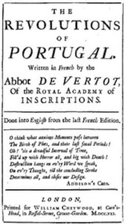 The Revolutions of Portugal (Illustrated) ebook by Abbot de Vertot