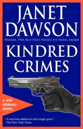 Kindred Crimes ebook by Janet Dawson