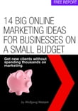 14 Big Online Marketing Ideas For Small Businesses On A Small Budget