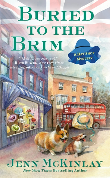 Buried to the Brim ebook by Jenn McKinlay