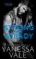 Strong and Steady ebook by Vanessa Vale