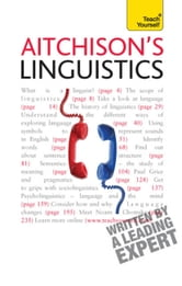Aitchison's Linguistics: Teach Yourself ebook by Jean Aitchison